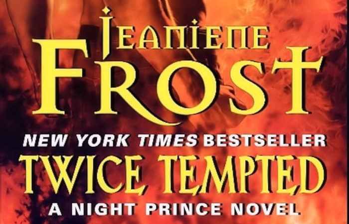 Twice Tempted (A Night Prince #2) by Jeaniene Frost