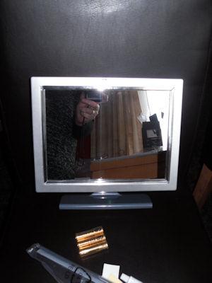 LED Fogless Mirror