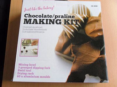Chocolate Making Kit
