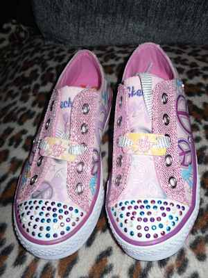 Sketchers Twinkle Toes Light Up Pumps