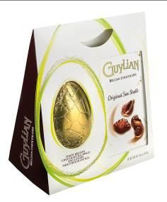 Guylian Sea Shell Easter Egg | Review