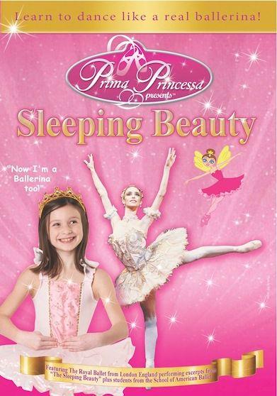 Prima Princessa Presents Sleeping Beauty