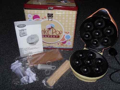 Cake Pop Bakery Kit