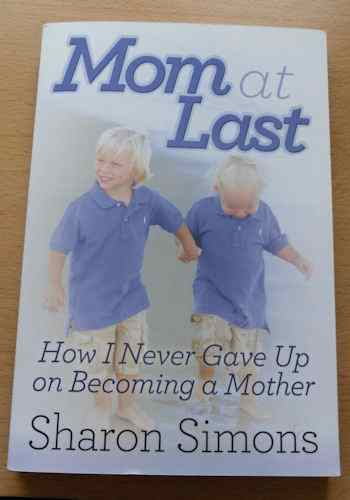 Mom at Last by Sharon Simons | Book Review | Giveaway