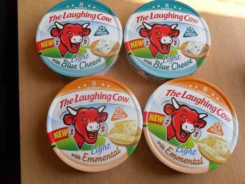 The Laughing Cow Light