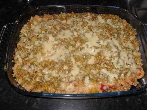 Schwartz 2 in 1 mediterranean chicken pasta