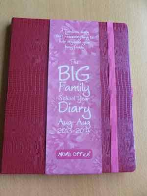 The Big Family School Year Diary