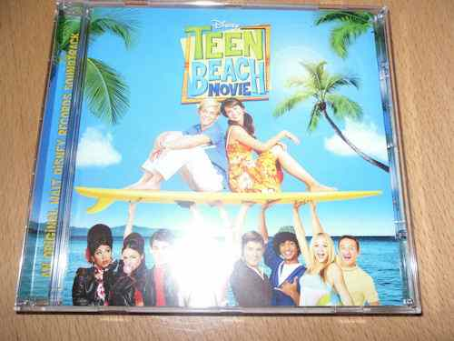 Teen Beach Movie Soundtrack CD