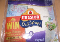 Mission Deli Wraps