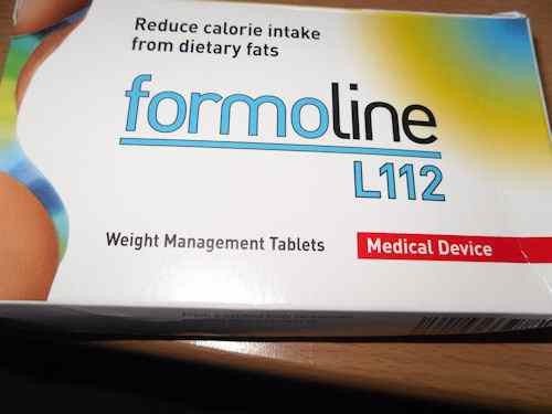 formoline L112 Weight Management Tablets