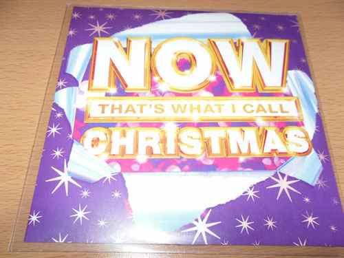 Now That's What I Call Christmas CD Set
