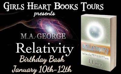 Relativity Birthday Bash