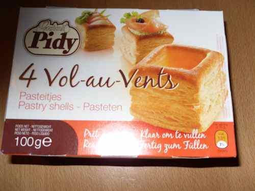 Gourmet Pidy Pastries