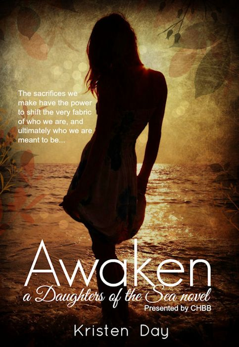 Awaken by Kristen Day Cover Reveal