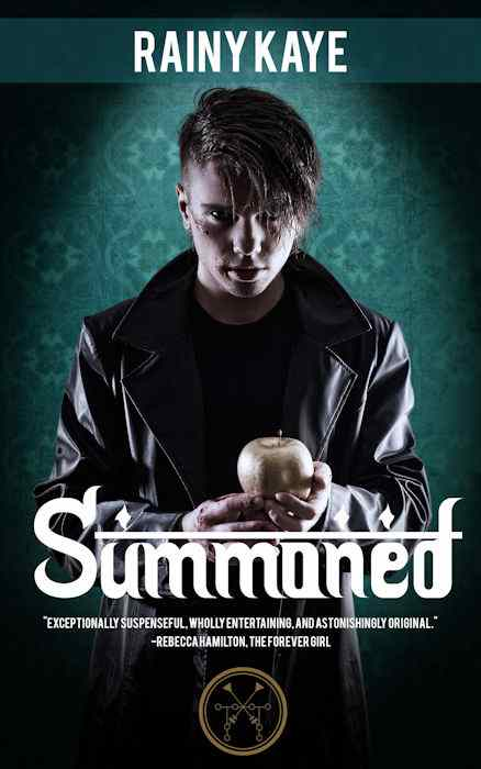 Summoned by Rainy Kaye Release Blast