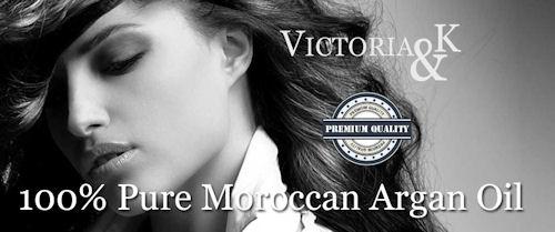 Victoria & K Pure Organic Argan Oil