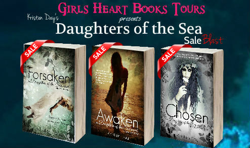 Daughters of the Sea Sale Blast