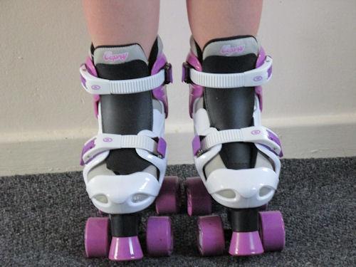 Osprey Adjustable Quad Skates