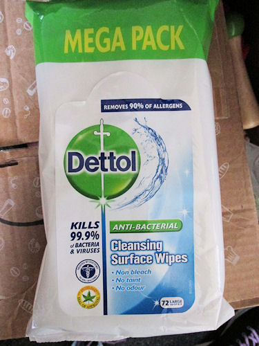 Keeping It Clean with Dettol