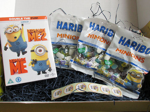 HARIBO Minions are #despicablydelicious