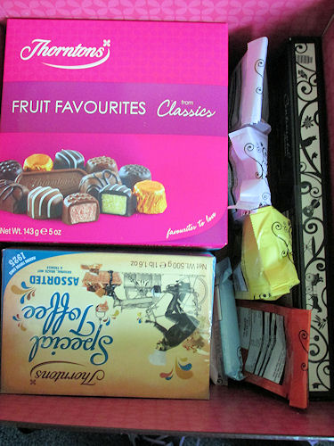 Thorntons Fantastic Chocolate Fix Hamper Review & Giveaway