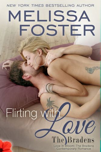 Flirting With Love by Melissa Foster