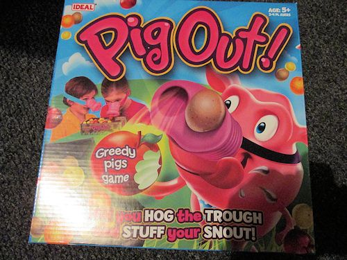 Pig Out! Game
