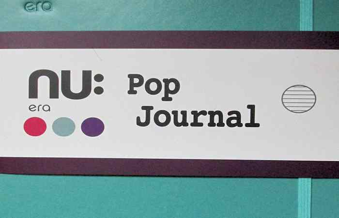 Nu Era Pop Journal #LoveStationery
