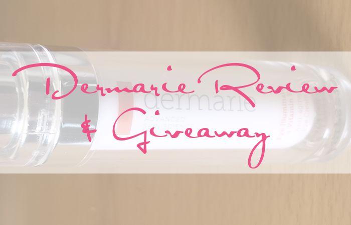 Dermarie Eye Illuminator Review & Giveaway