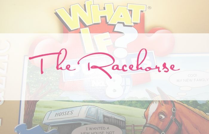 What If? The Racehorse Ravensburger Puzzle