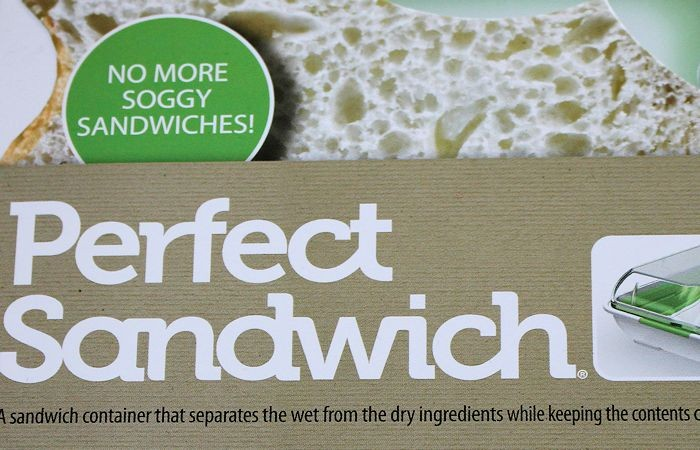 No More Soggy Sandwiches!