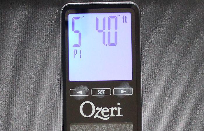Ozeri WeightMaster II Digital Bathroom Scale