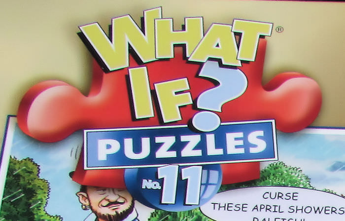 Elizabeth & Raleigh What If? Puzzle by Ravensburger