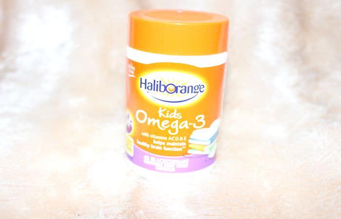HalibOrange Kids Omega-3 capsules