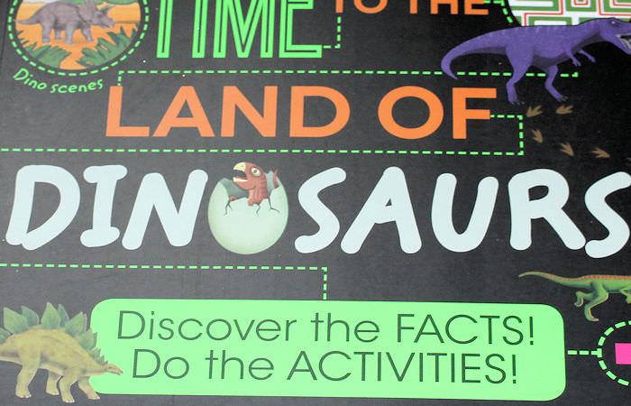 Gold Stars Factivity: Dinosaurs