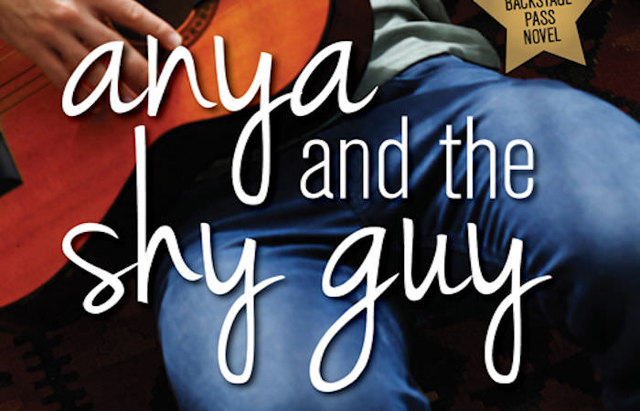 Anya and the Shy Guy (Backstage Pass #4) by Suze Winegardner