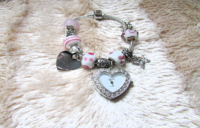 Personalised Charm Bracelet for 18th Birthday from ToxicFox