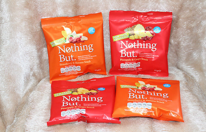Nothing But, Fruit Snacks