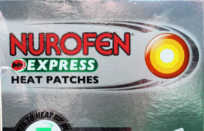 Nurofen Express Heat Patches