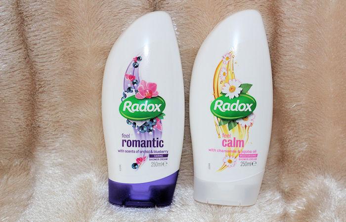 radox shower cream