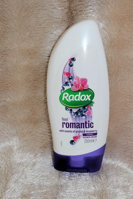 Radox Shower Cream Feel Romantic