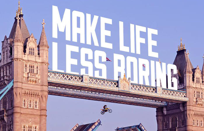 10 great things to do in and around London #makelifelessboring