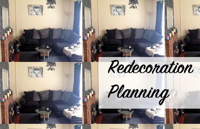 Redecoration Planning