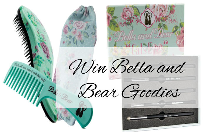 Bella and Bear Review and Giveaway
