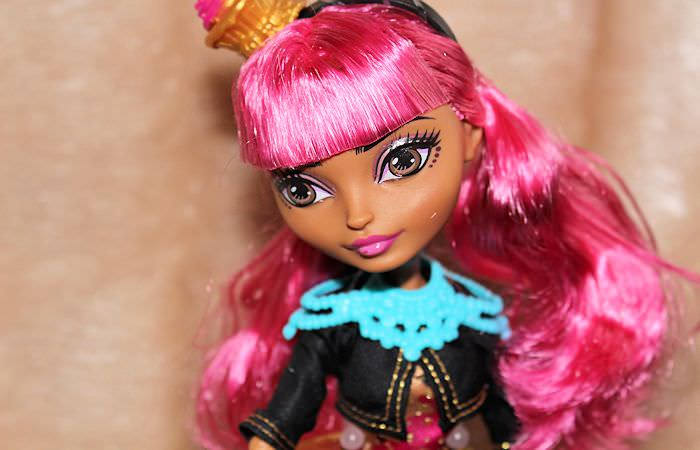 Ever After High Ginger Breadhouse Rebel Doll