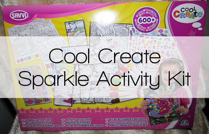 Cool Create Sparkle Activity Kit