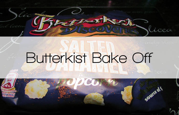 Butterkist Bake Off