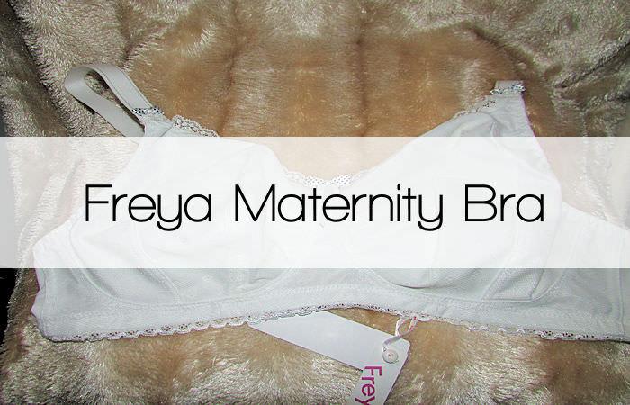 Freya Maternity Bra – Bras Galore