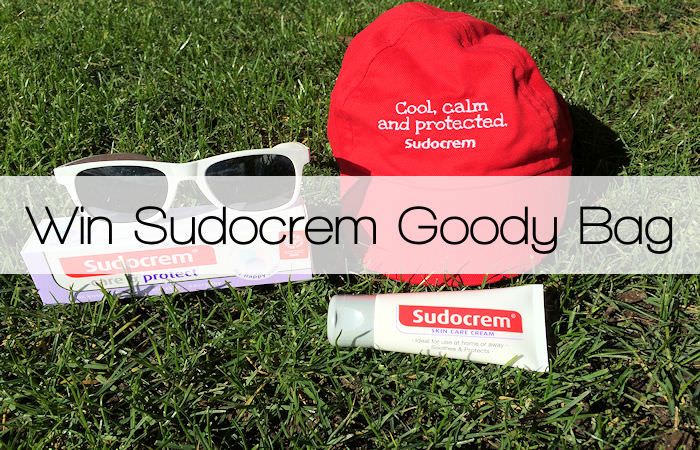 Win Instant Prizes with Sudocrem's Nappy Splat Game + Blog Giveaway