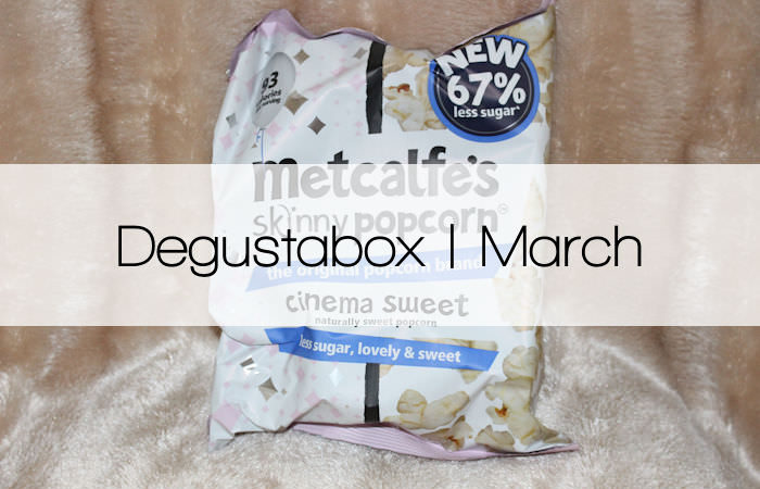 Degustabox – March